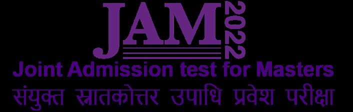 IIT JAM Admission Online Form 2021